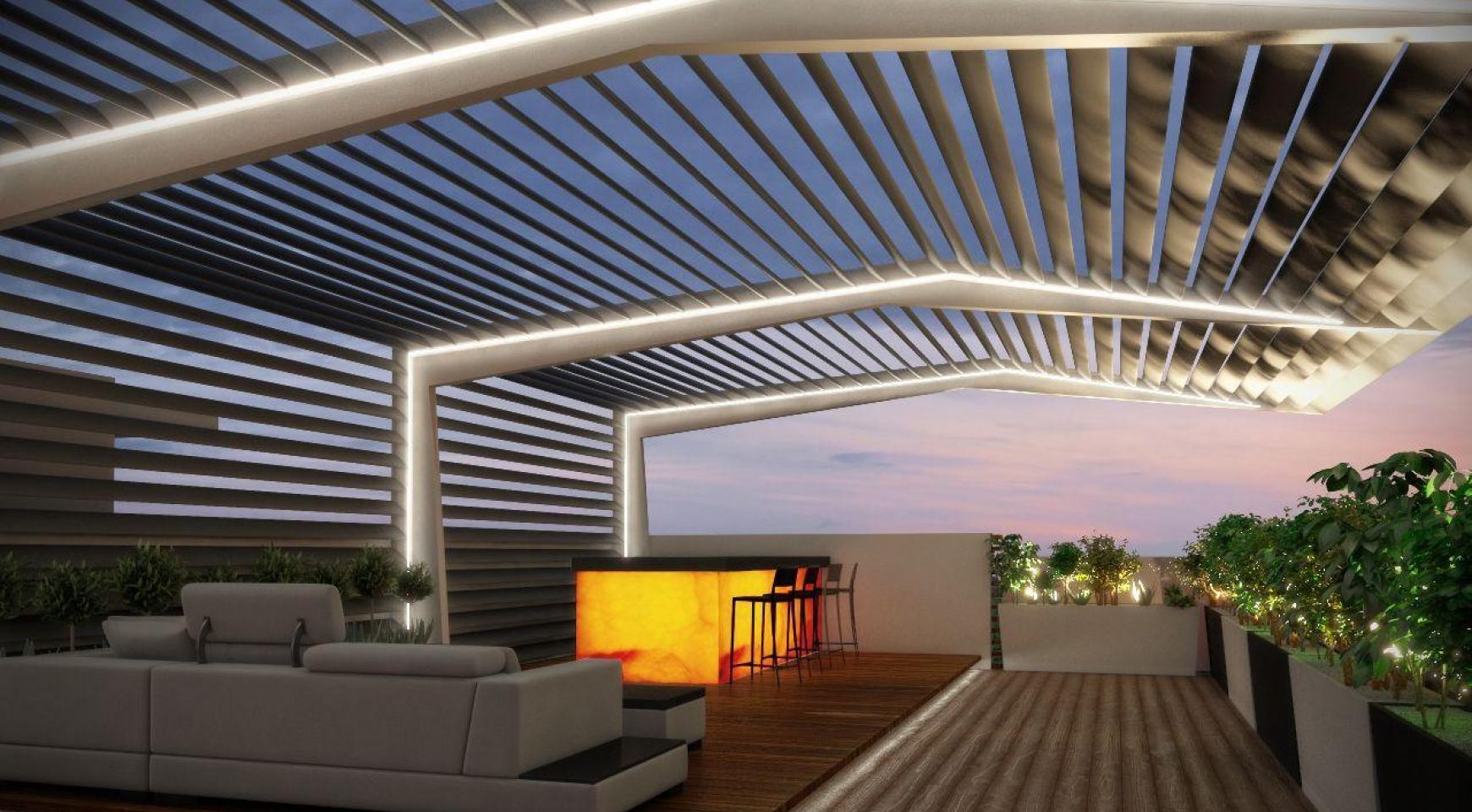Новая 3-Спальная Квартира с Видом на Море в Туристической Зоне - 7