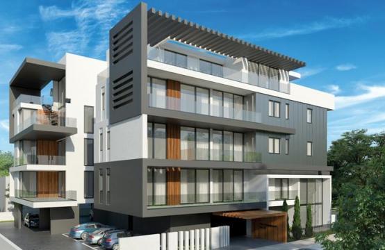 Новая 3-Спальная Квартира в Современном Комплексе Недалеко от Моря