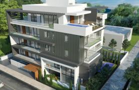 Новая 2-Спальная Квартира с Садом на Крыше в Современном Комплексе  - 5