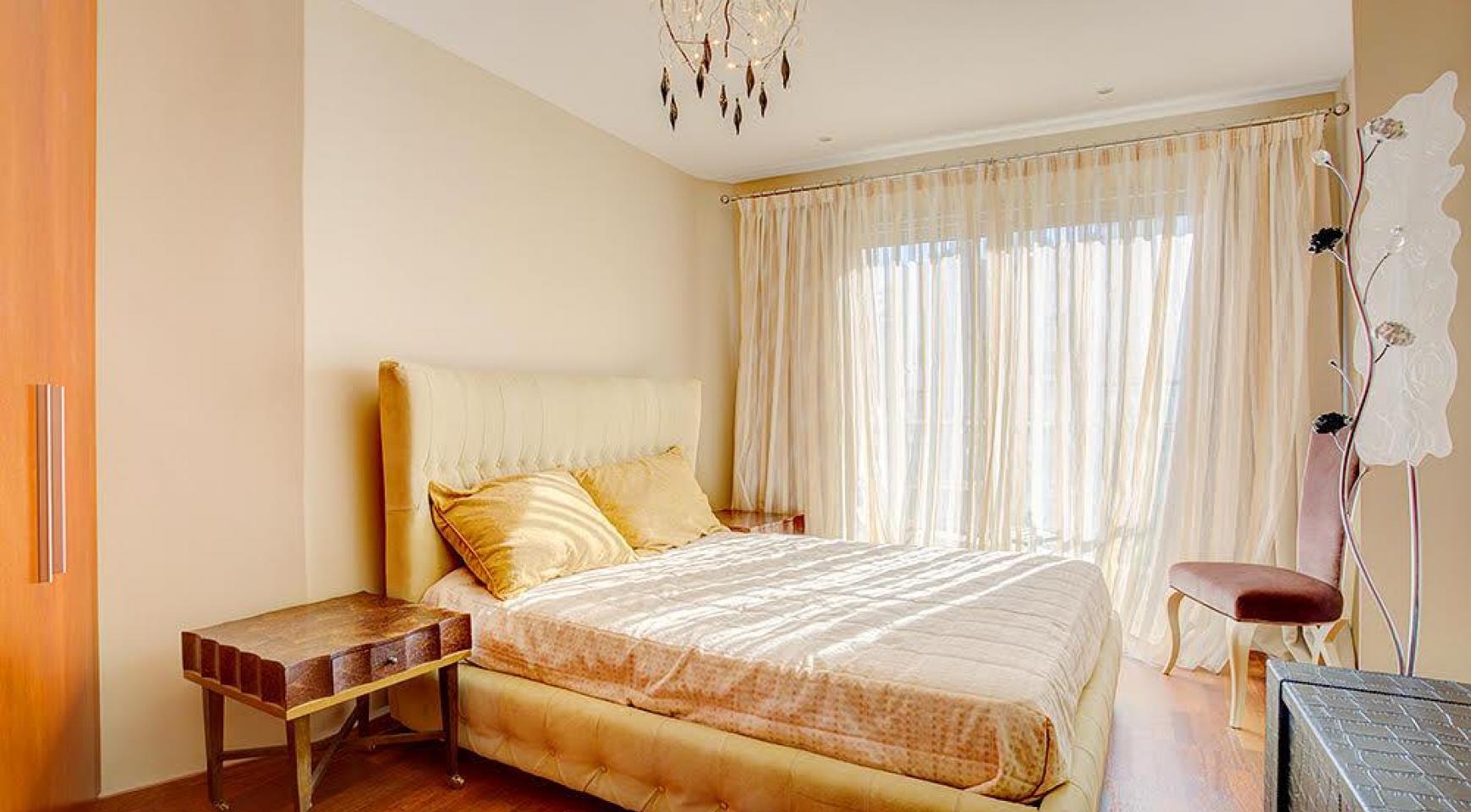 Элитная 3-Спальная Квартира на Первой Линии от Моря - 7