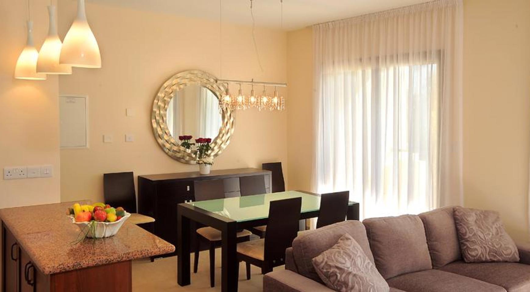 Новая Односпальная Квартира в Районе Germasogeia - 2