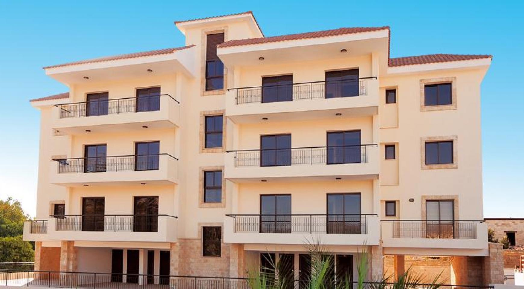 Новая Односпальная Квартира в Районе Germasogeia - 8