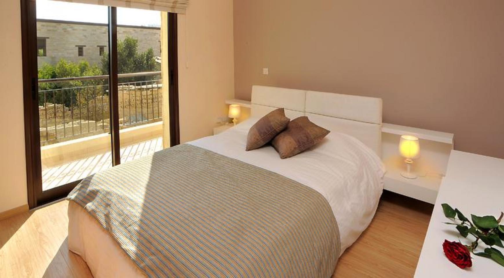 Новая Односпальная Квартира в Районе Germasogeia - 6