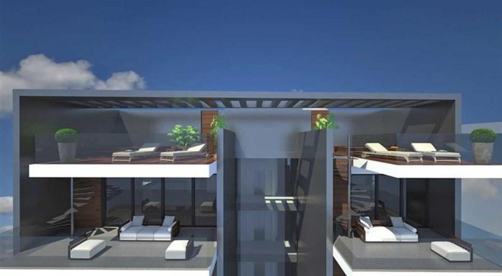 Современная Односпальная Квартира возле Моря в районе Neapolis - 3