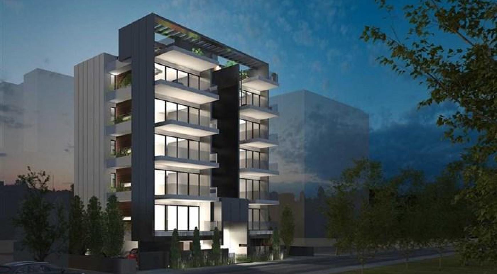 Современная Односпальная Квартира возле Моря в районе Neapolis - 7