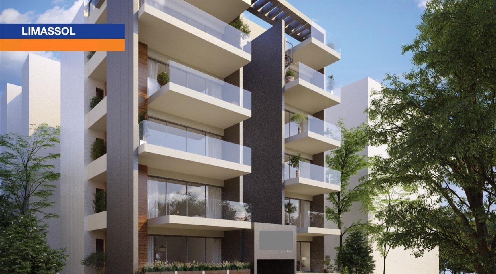 Новая 2-Спальная Квартира возле Моря в Районе Neapolis - 5