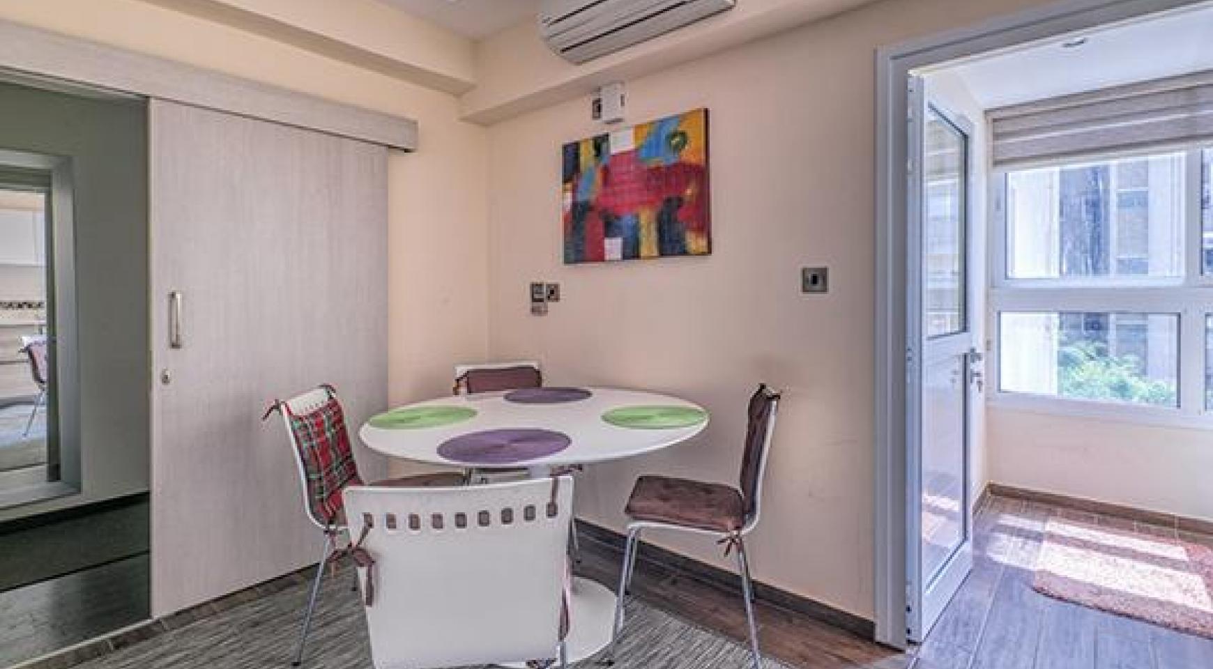 Уютная 3-Спальная Квартира Glafkos 35 в Туристической Зоне - 5