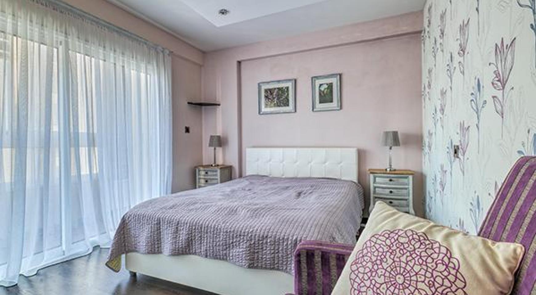 Уютная 3-Спальная Квартира Glafkos 35 в Туристической Зоне - 6