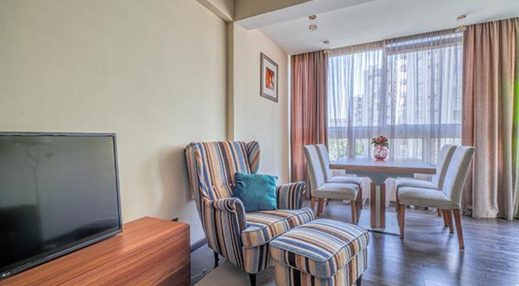 Уютная 3-Спальная Квартира Glafkos 35 в Туристической Зоне - 2