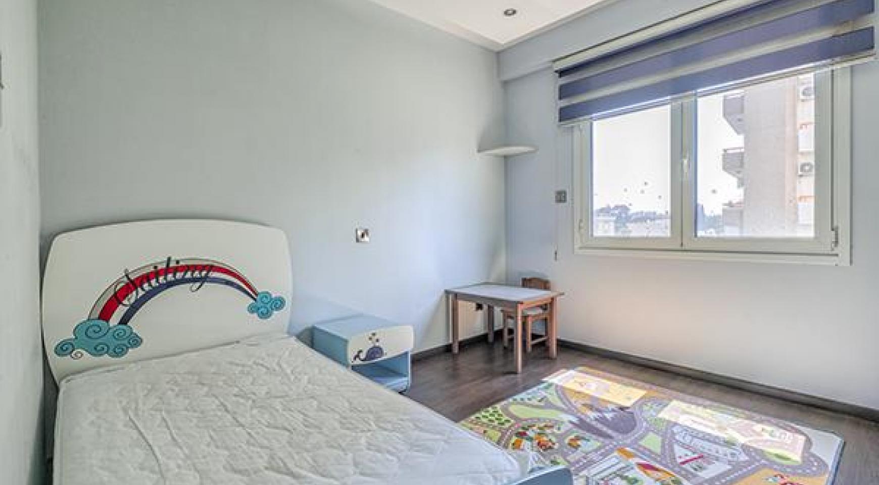 Уютная 3-Спальная Квартира Glafkos 35 в Туристической Зоне - 7