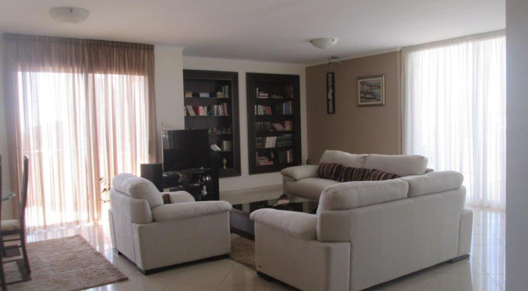 3-Спальная Квартира Категории Люкс в Районе Mesa Geitonia - 1