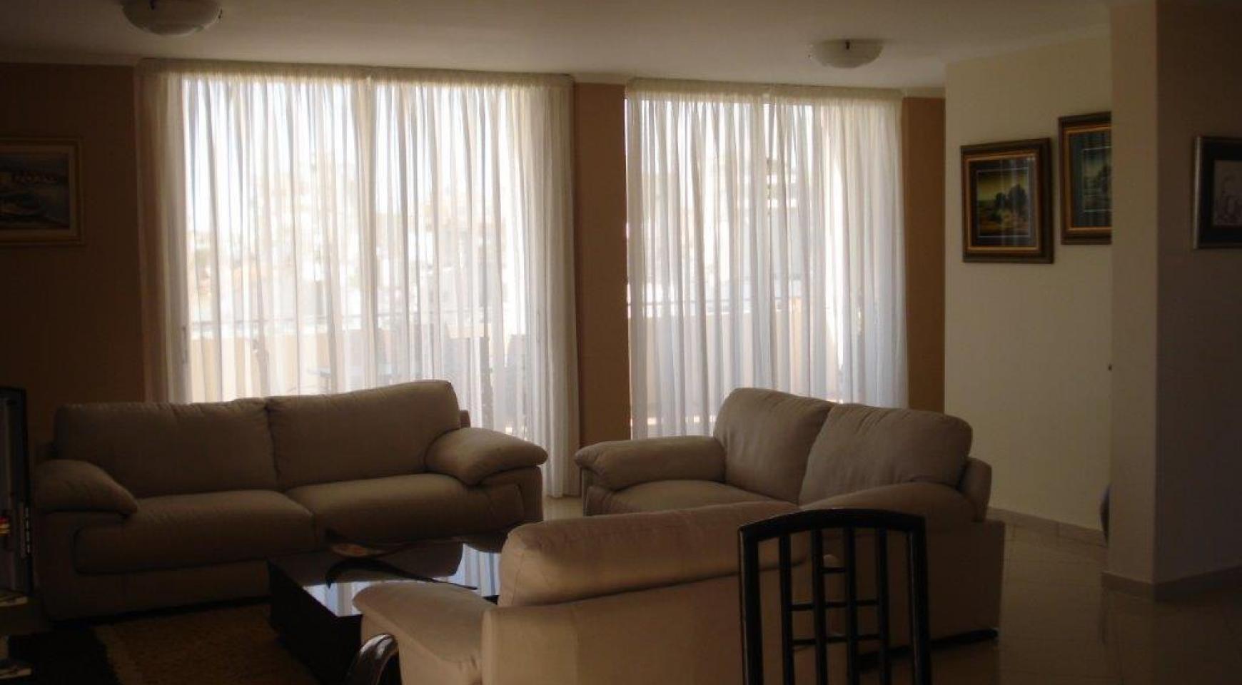 3-Спальная Квартира Категории Люкс в Районе Mesa Geitonia - 7