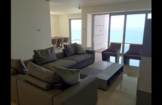 Просторная 3-Спальная Квартира в Эксклюзивном Комплексе возле Моря