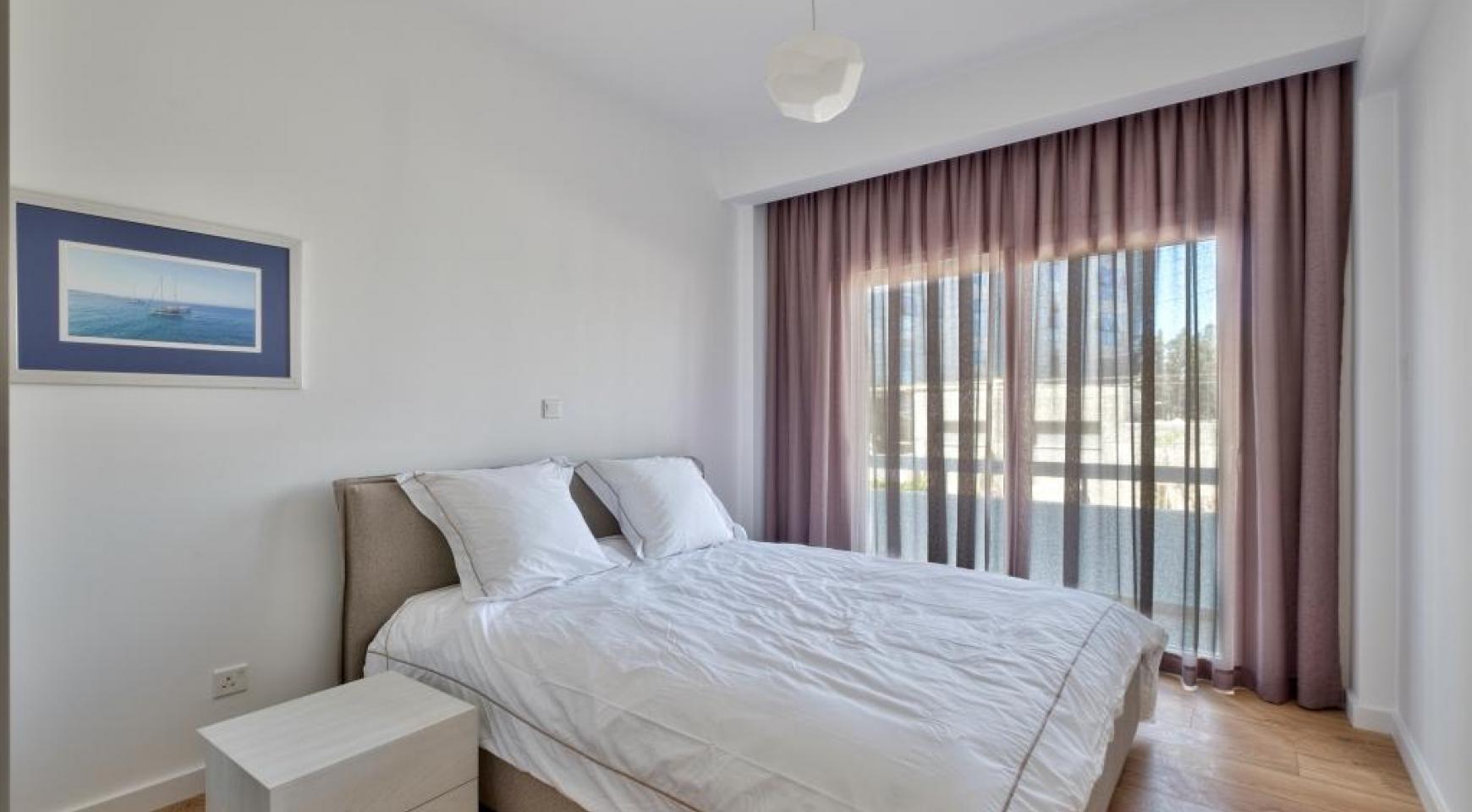Современная 3-Cпальная Квартира  в Районе Crown Plaza - 10