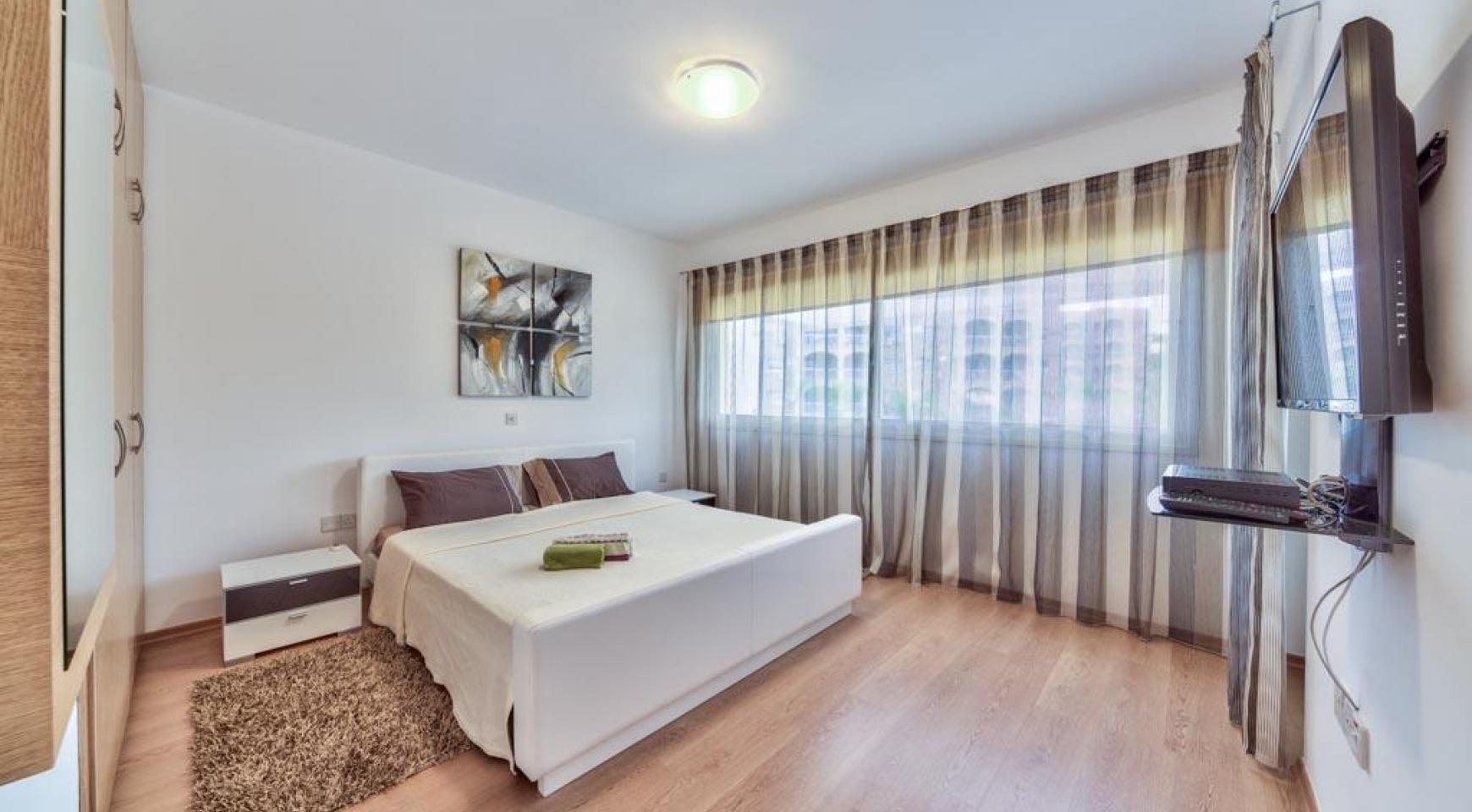 3-Спальная Квартира в Центре Туристической Зоны Лимассола - 8