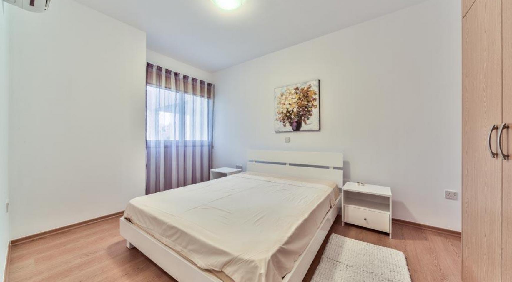 3-Спальная Квартира в Центре Туристической Зоны Лимассола - 10