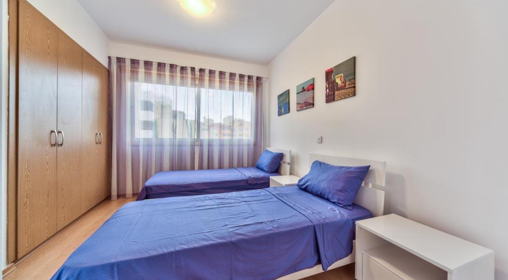 3-Спальная Квартира в Центре Туристической Зоны Лимассола - 9