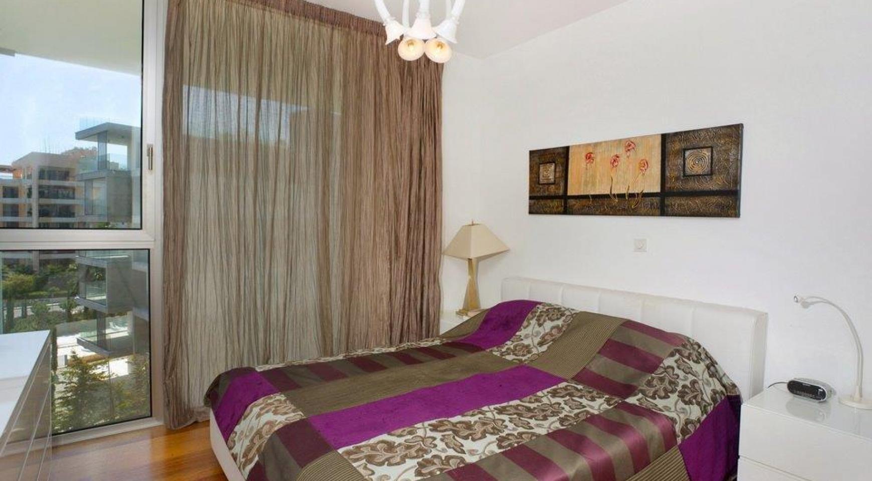 Роскошная 3-спальная квартира в престижном комплексе - 6