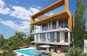 Новая Элитная 4-Спальная Вилла с Видом на Море в Районе Amathus - 6