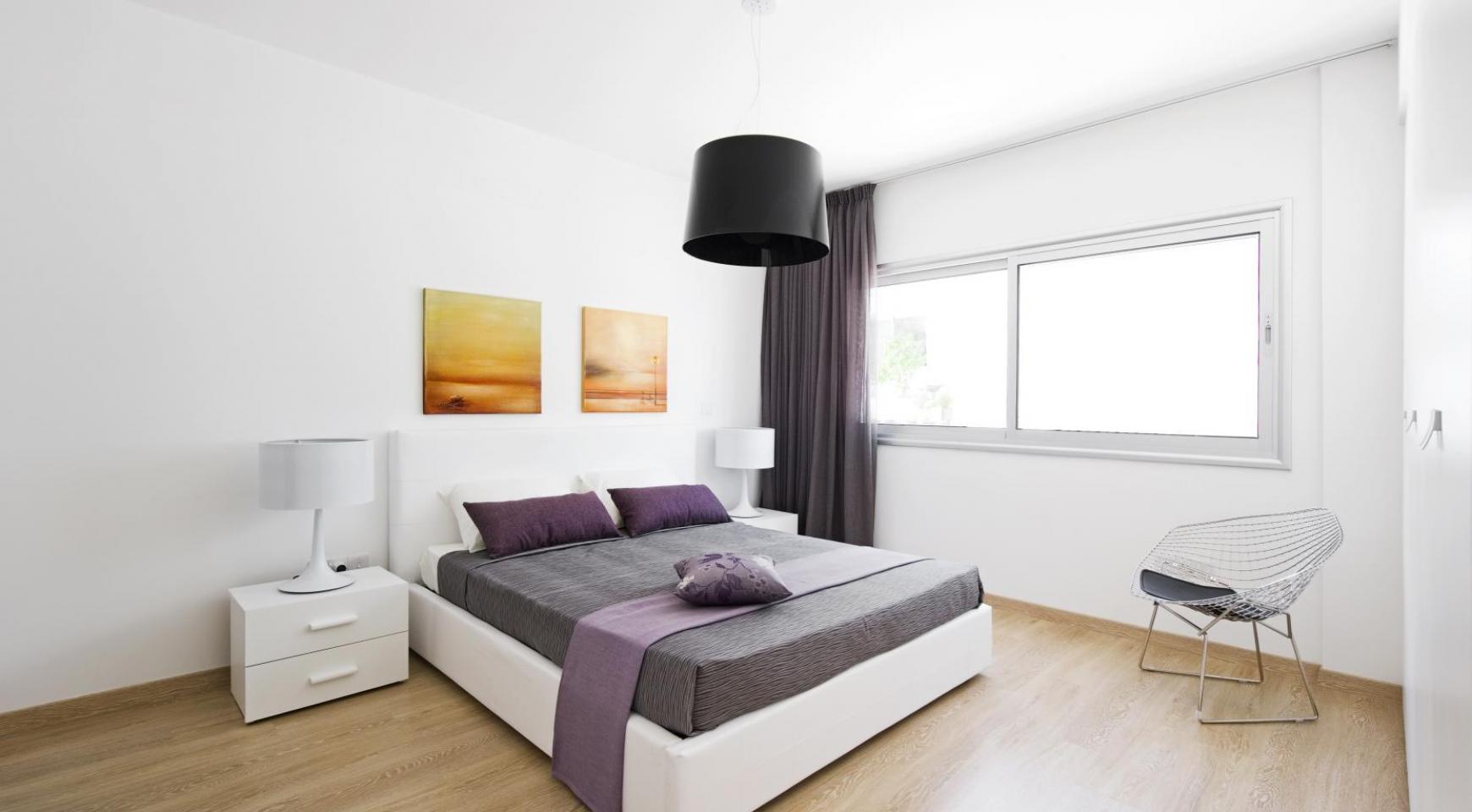 Современная 3-Спальная Квартира в Районе Aglantzia - 7