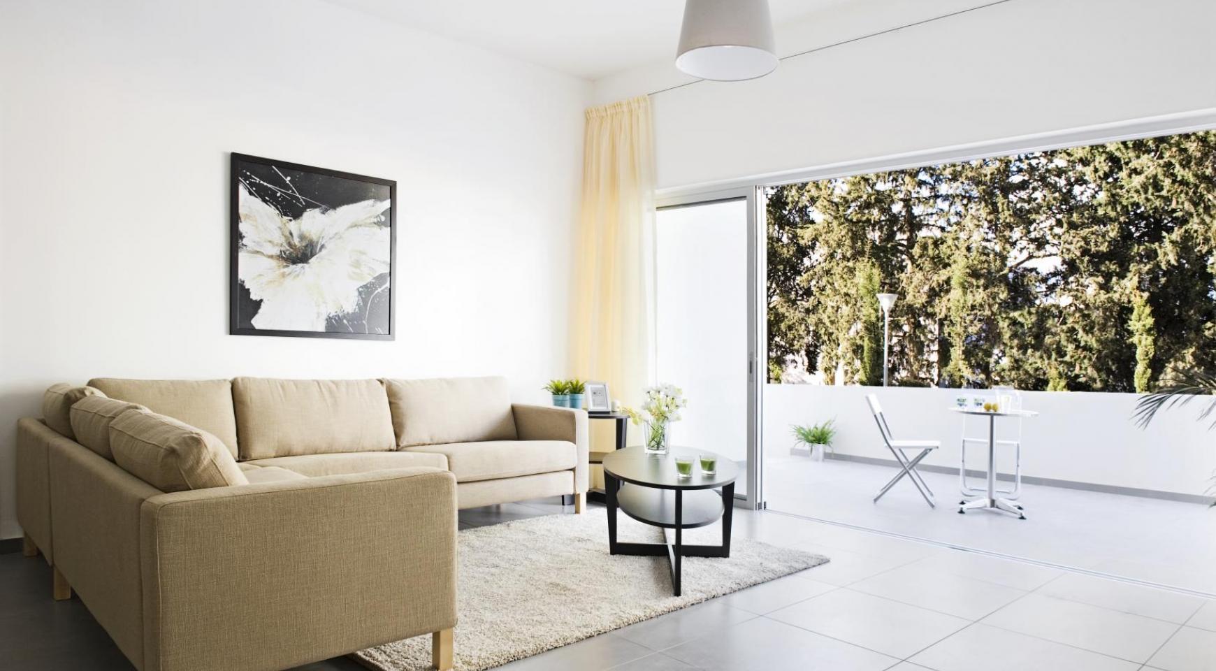 Современная 3-Спальная Квартира в Районе Aglantzia - 11