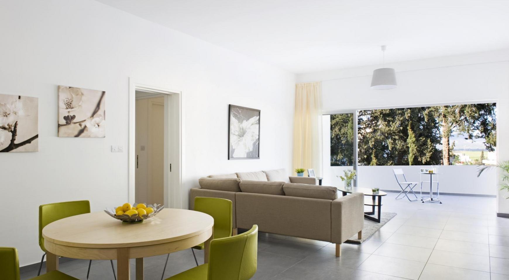 Современная 3-Спальная Квартира в Районе Aglantzia - 12
