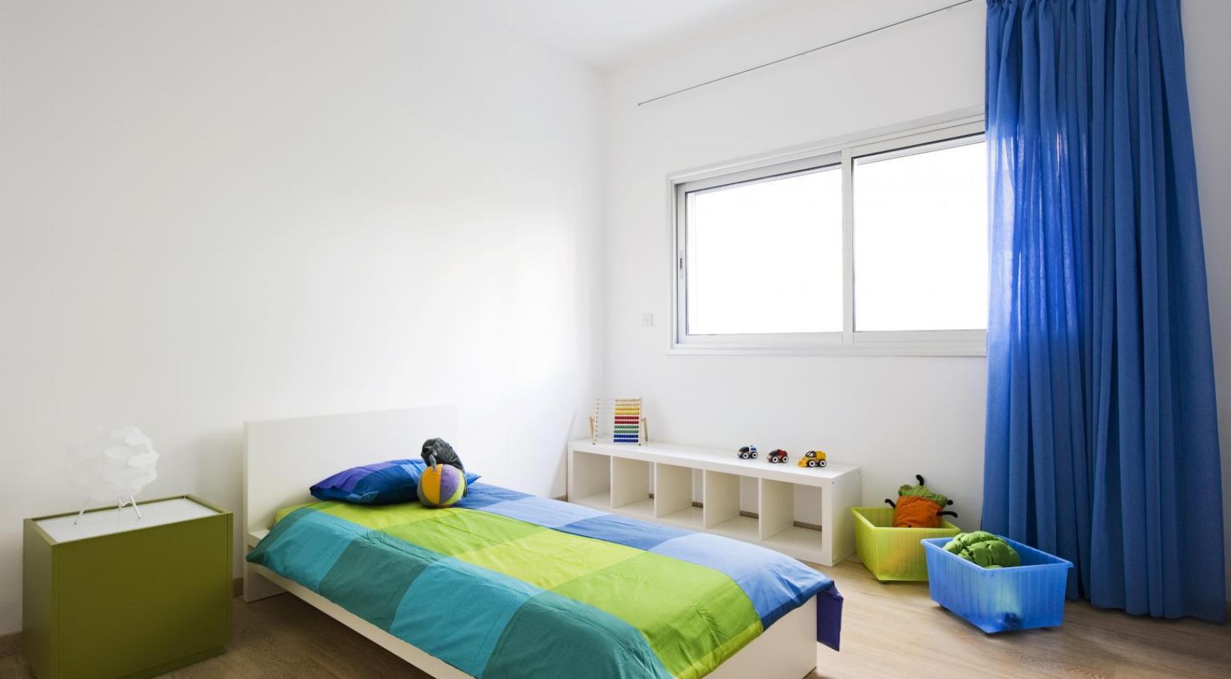 Современная 3-Спальная Квартира в Районе Aglantzia - 13