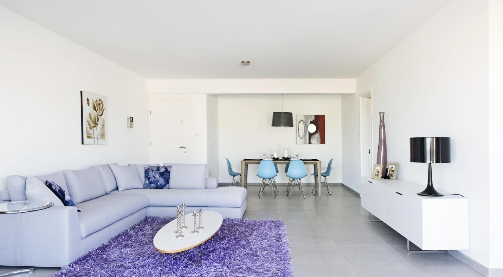 Современная 3-Спальная Квартира в Районе Aglantzia - 3