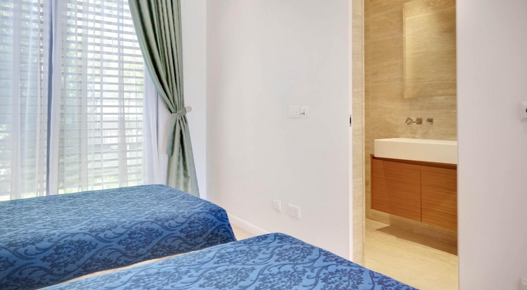 Новая Элитная 4-Спальная Вилла в Туристической Зоне - 35