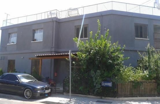 Земельный Участок с Домом в Районе Omonoia
