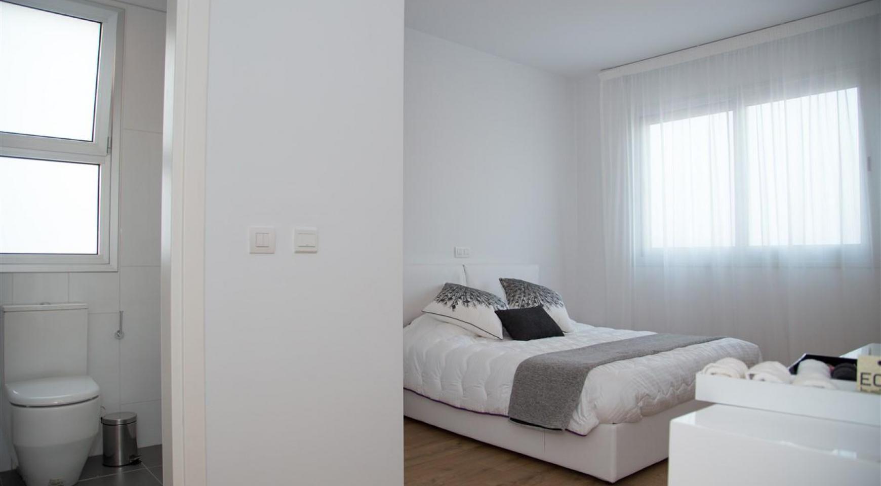Просторная Элитная 3-Спальная Квартира в Новом Комплексе - 31
