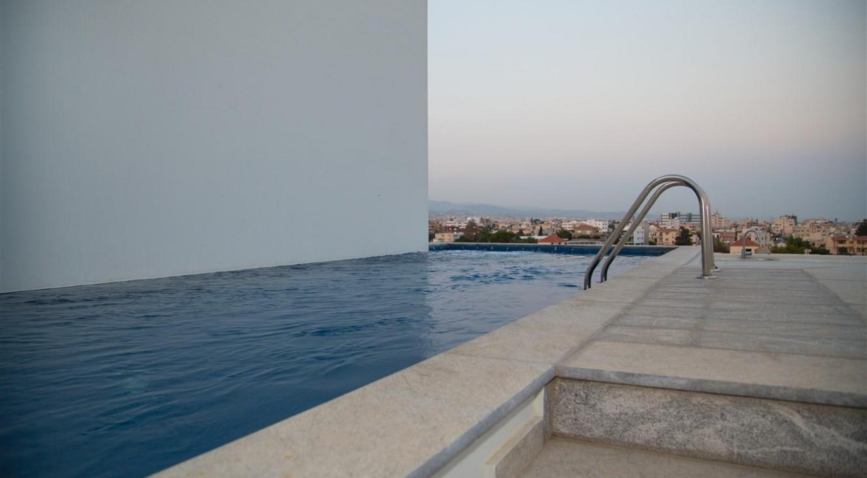 Элитный 3-Спальный Пентхаус с Частным Бассейном на Крыше - 28