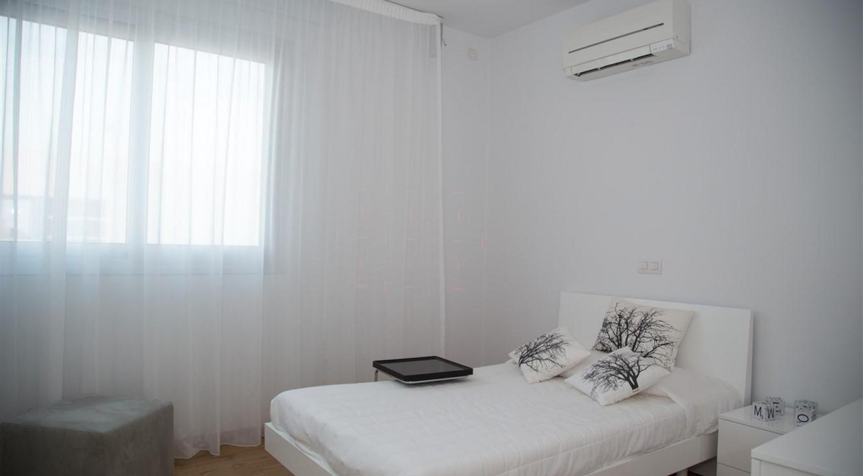 Просторная Элитная 3-Спальная Квартира в Новом Комплексе - 24