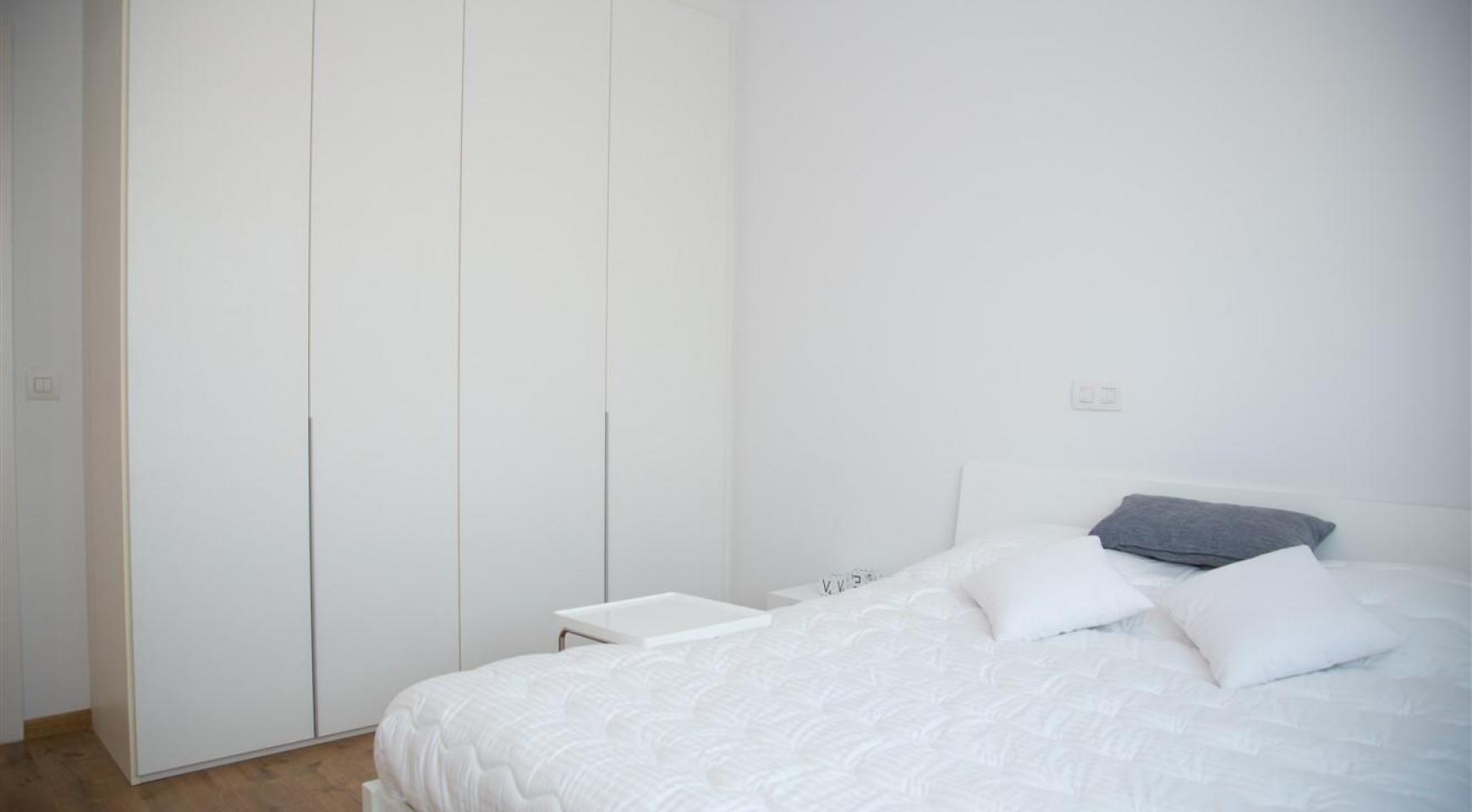 Просторная Элитная 3-Спальная Квартира в Новом Комплексе - 26