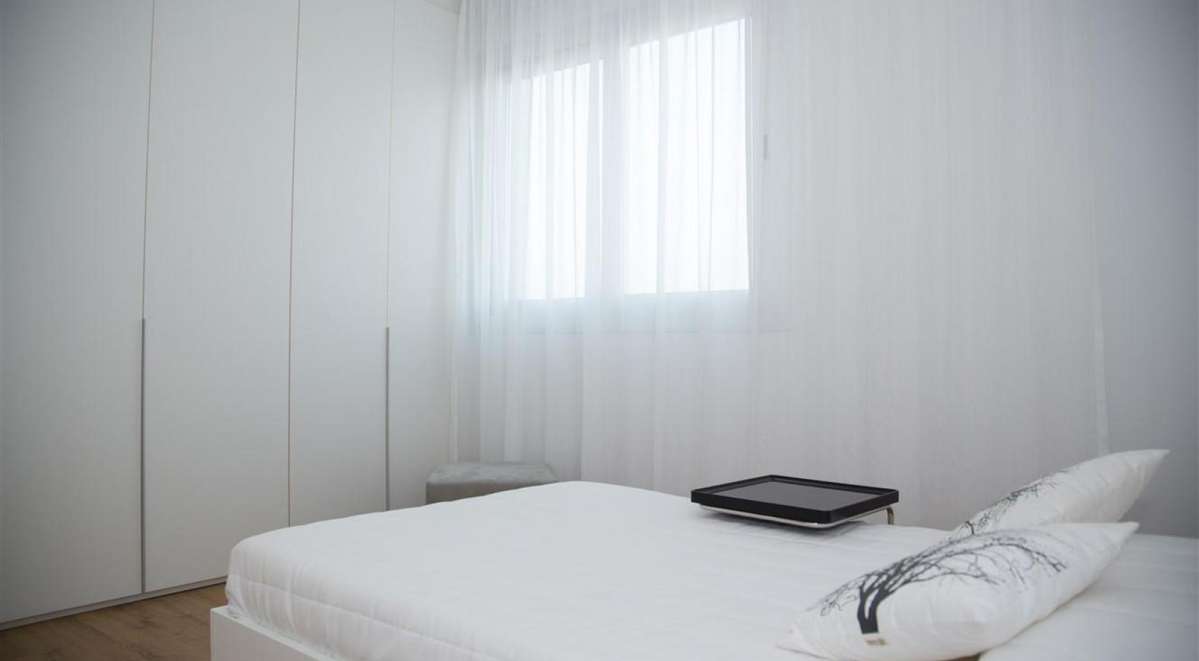 Просторная Элитная 3-Спальная Квартира в Новом Комплексе - 25
