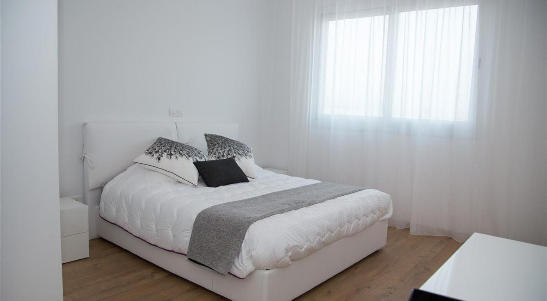 Просторная Элитная 3-Спальная Квартира в Новом Комплексе - 30