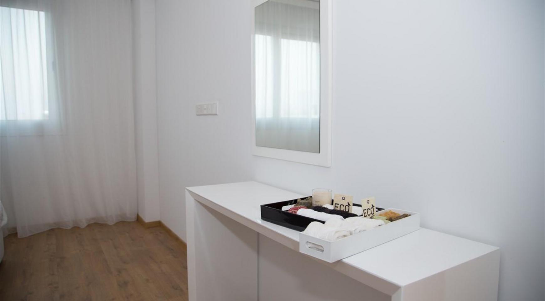 Просторная Элитная 3-Спальная Квартира в Новом Комплексе - 28
