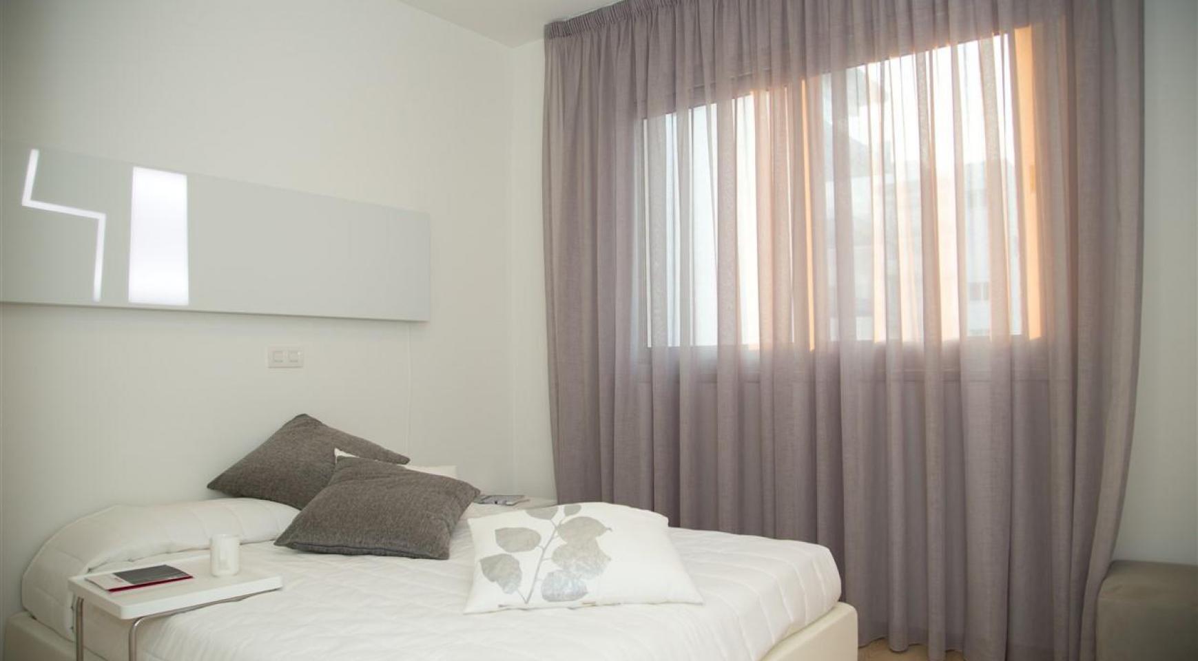 Элитная 2-Спальная Квартира в Новом Комплексе - 28