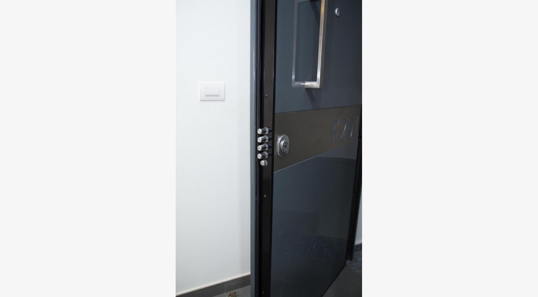 Элитная 2-Спальная Квартира на Последнем Этаже в Новом Комплексе  - 20