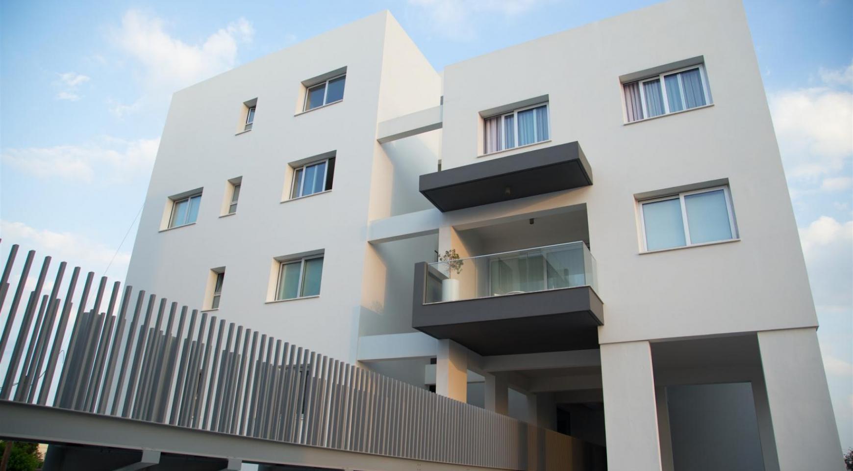 Элитная 2-Спальная Квартира на Последнем Этаже в Новом Комплексе  - 11