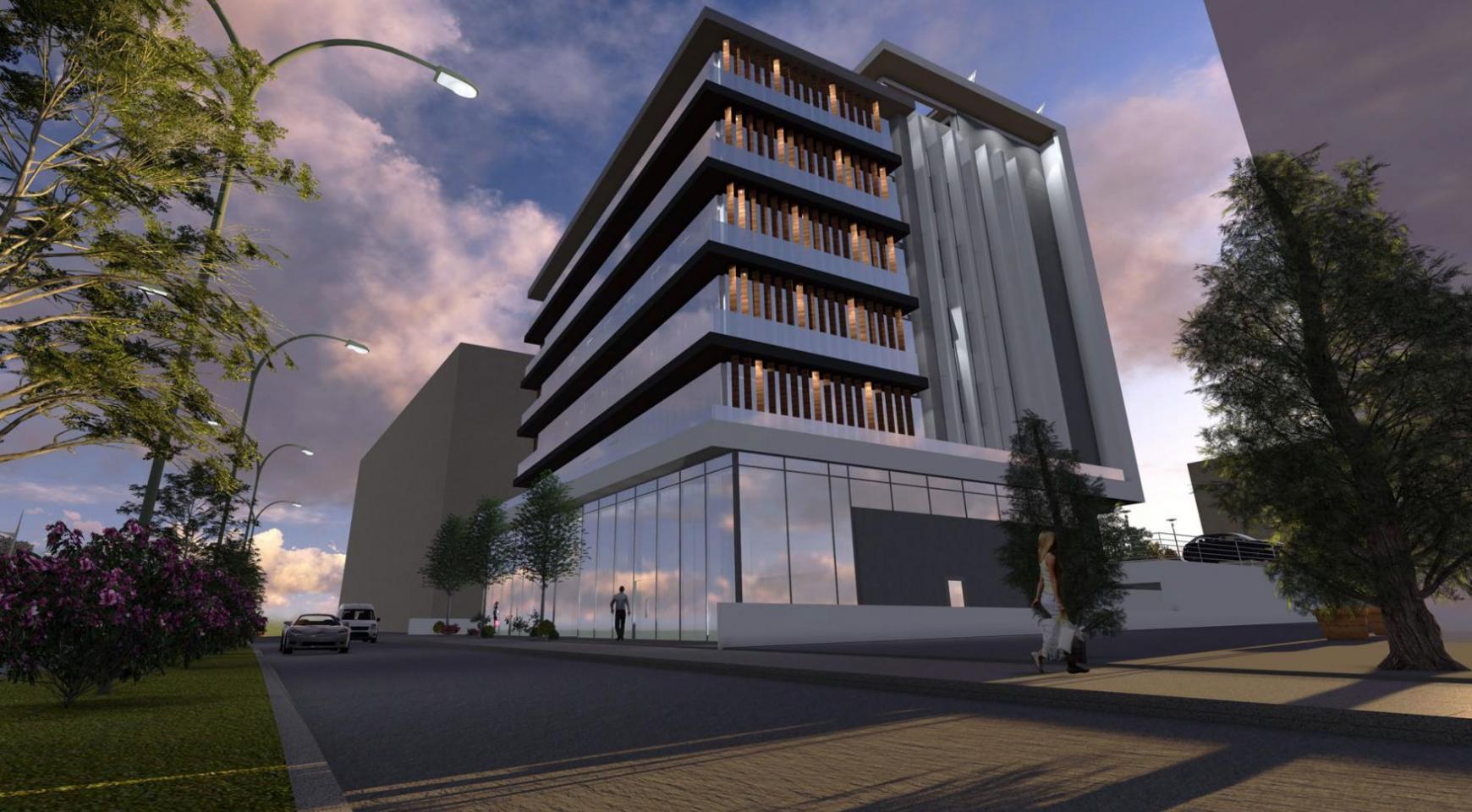 Новый Офис Класса Люкс в Престижном Расположении у Моря - 2