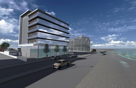 Новый Офис Класса Люкс в Престижном Расположении у Моря