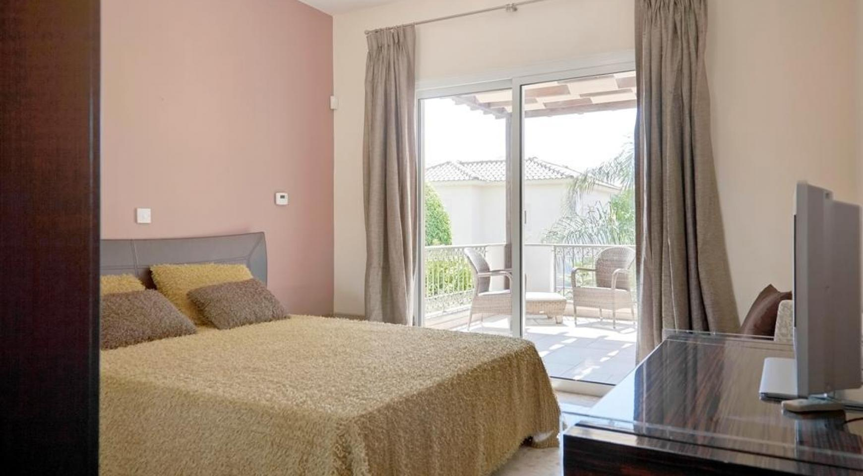 Красивая 3-спальная Вилла в Престижном Комплексе - 16
