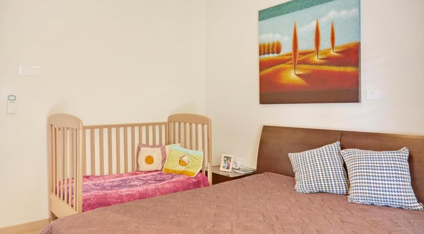 2-Спальная Квартира - Люкс Amathusa F 104 возле Моря - 8
