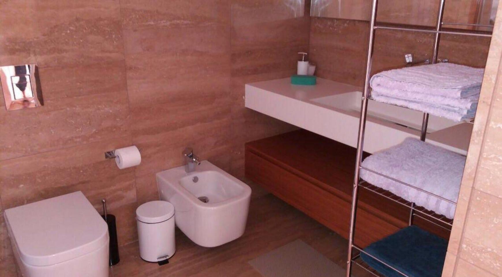 Новая Элитная 3-Спальная Вилла в Закрытом Комплексе возле Моря - 20