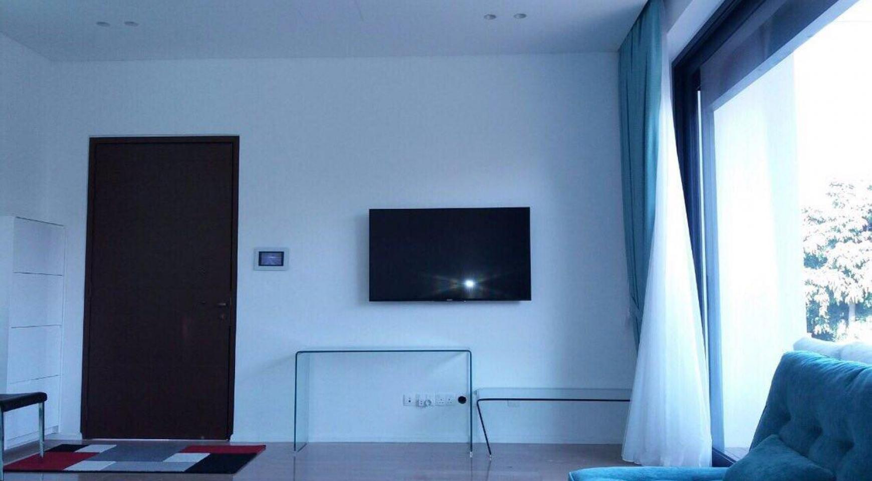 Новая Элитная 3-Спальная Вилла в Закрытом Комплексе возле Моря - 10