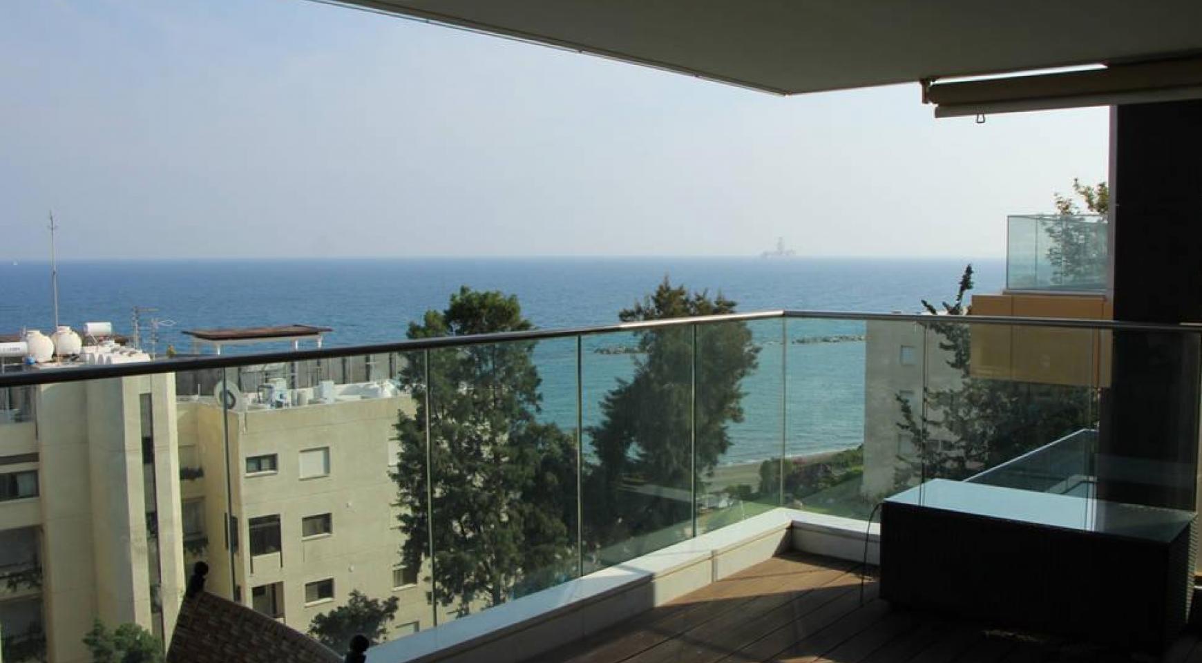 Элитная 2-Спальная Квартира с Изумительным Видом на Море - 8
