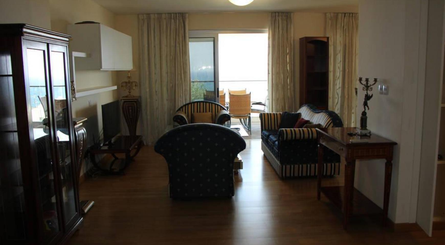 Элитная 2-Спальная Квартира с Изумительным Видом на Море - 19