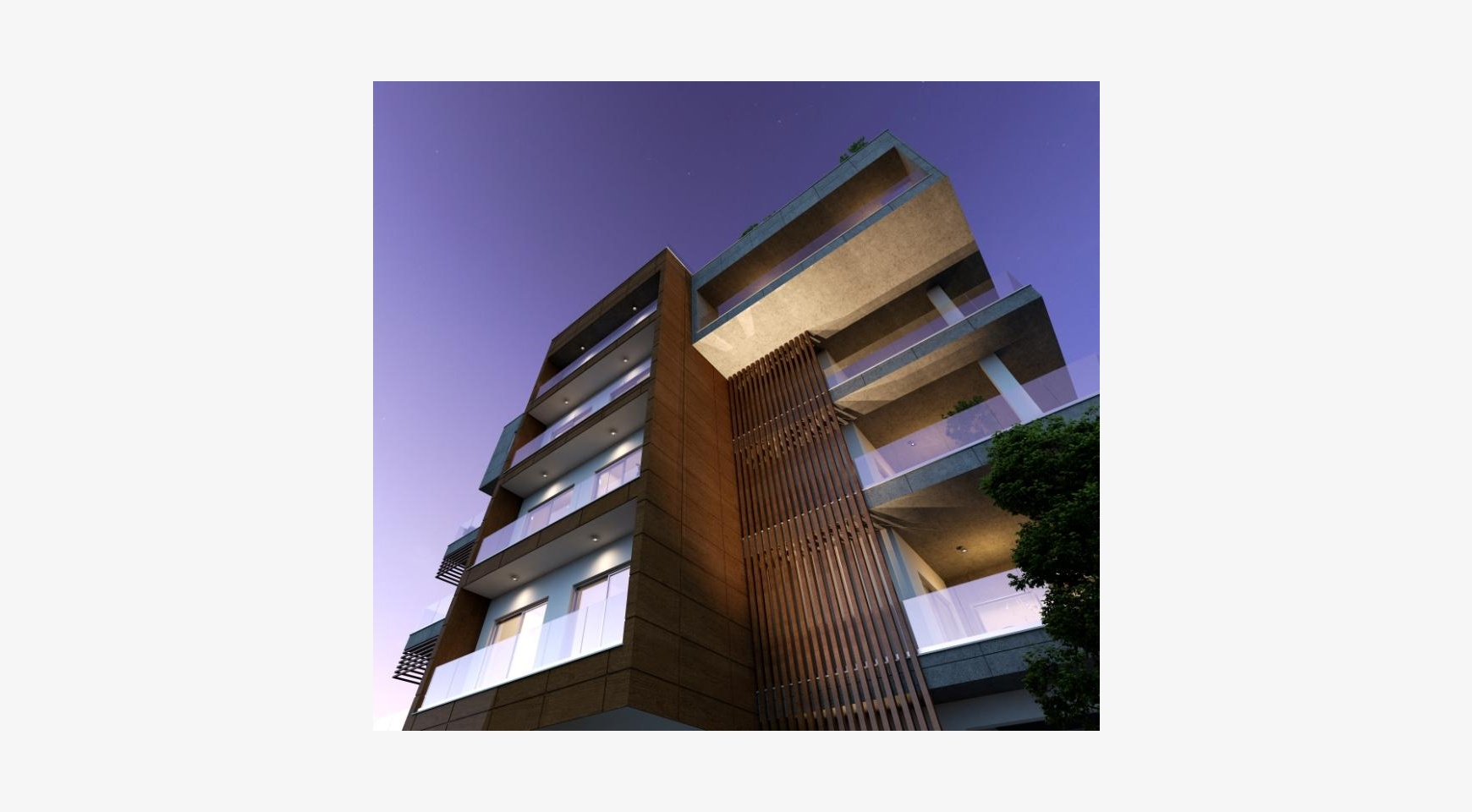 Новая Современная 2-Спальная Квартира в Районе Mesa Geitonia  - 2
