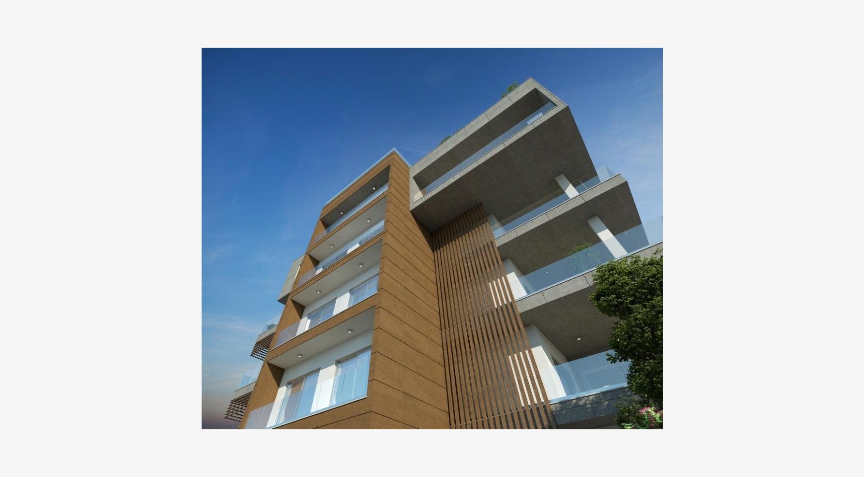 Новая Современная 3-Спальная Квартира в Районе Mesa Geitonia  - 6